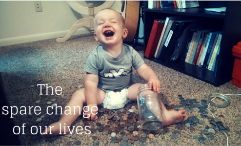 The spare change of our lives(1)