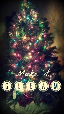 Make it gleam