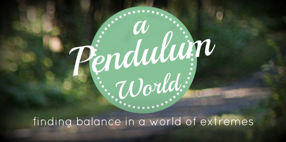 A Pendulum World